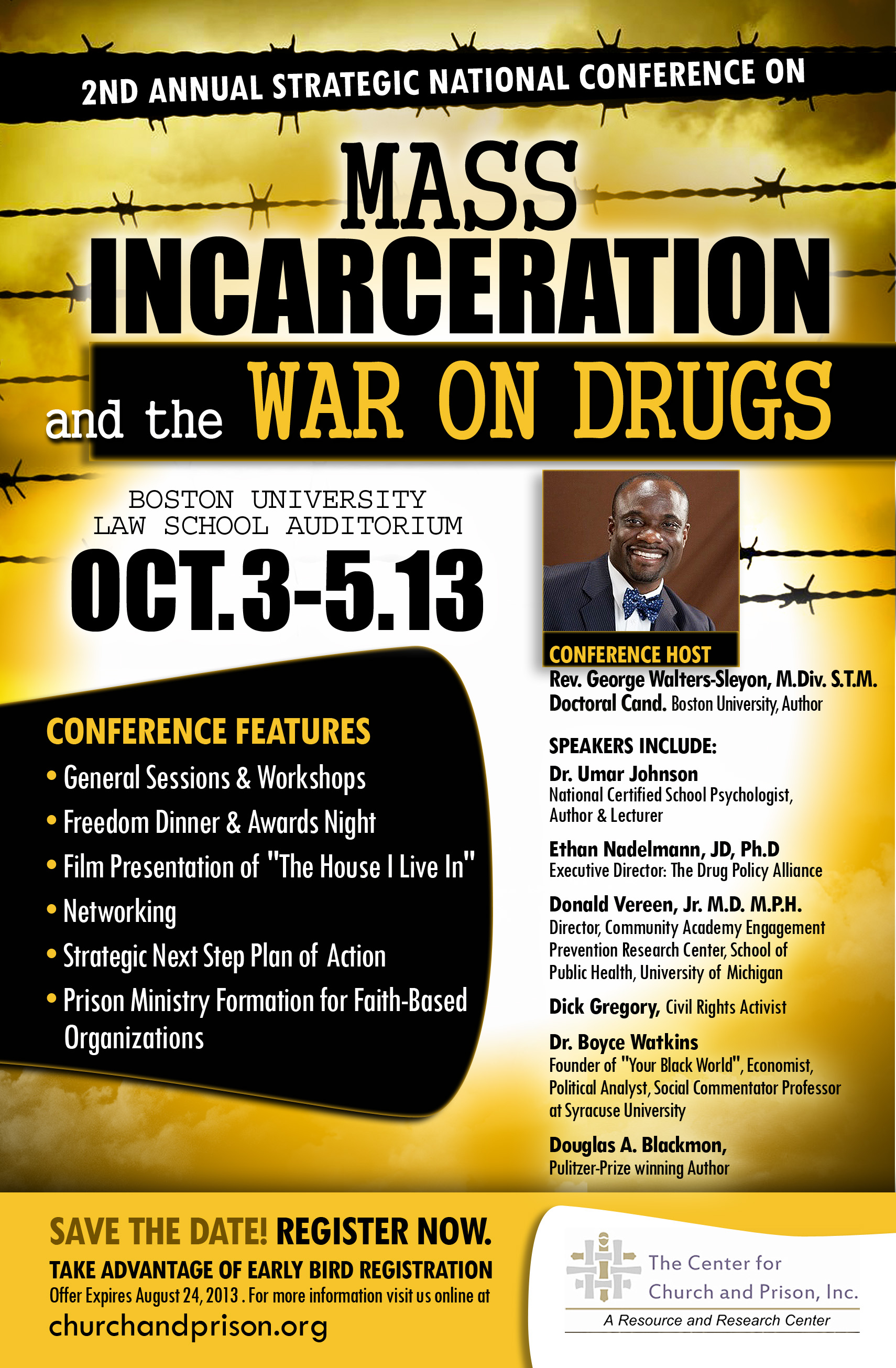 Lastest conf. flyer with d